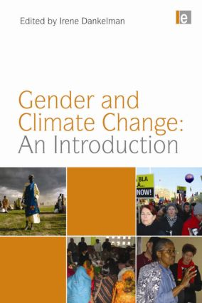 Gender and Climate Change: An Introduction: 1st Edition (Paperback) book cover
