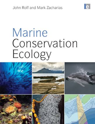 Marine Conservation Ecology (Paperback) book cover