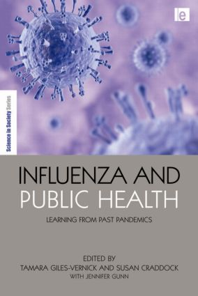 Influenza and Public Health: Learning from Past Pandemics book cover