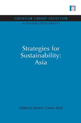 Strategies for Sustainability: Asia book cover