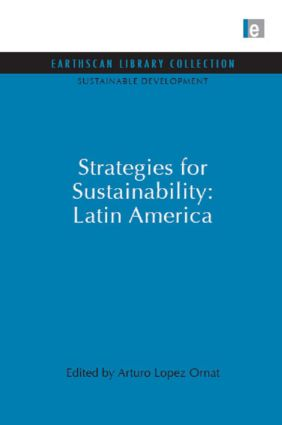Strategies for Sustainability: Latin America book cover