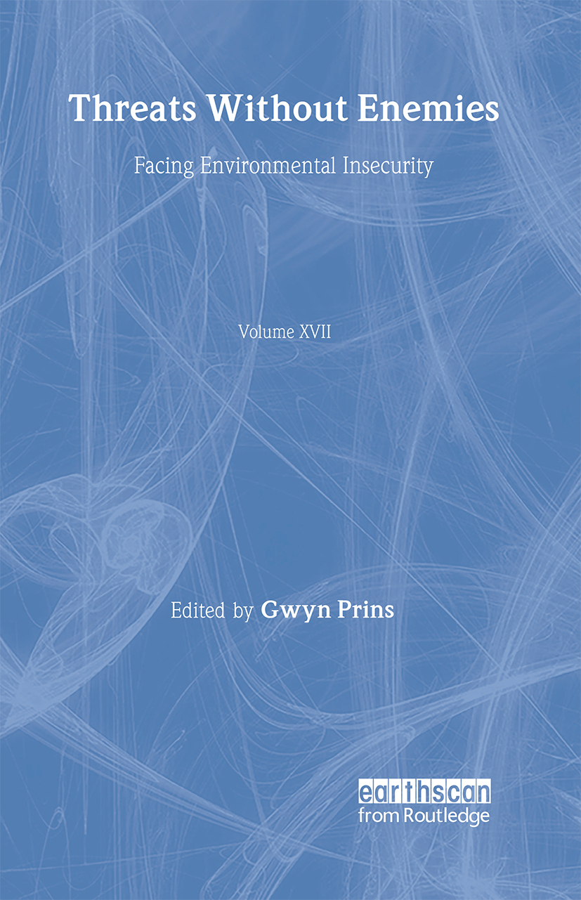 Threats Without Enemies: Facing environmental insecurity book cover