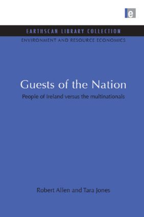Guests of the Nation: People of Ireland versus the multinationals book cover