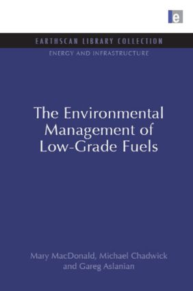 The Environmental Management of Low-Grade Fuels book cover