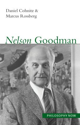 Nelson Goodman (Paperback) book cover