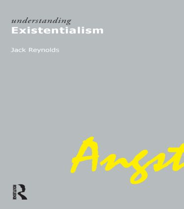Understanding Existentialism: 1st Edition (Paperback) book cover