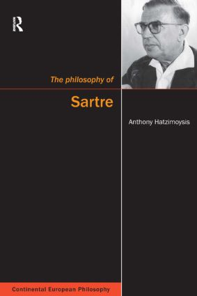 The Philosophy of Sartre: 1st Edition (e-Book) book cover