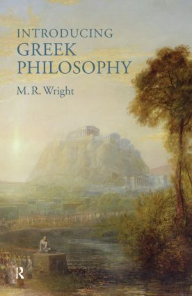 Introducing Greek Philosophy: 1st Edition (Paperback) book cover