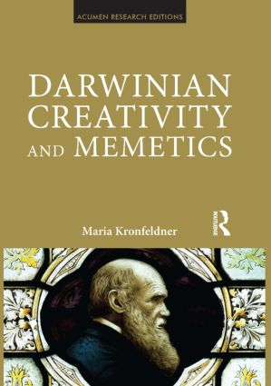 Darwinian Creativity and Memetics: 1st Edition (e-Book) book cover