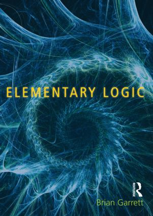 Elementary Logic book cover
