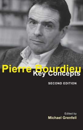 Pierre Bourdieu: Key Concepts book cover
