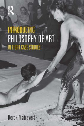 Introducing Philosophy of Art: In Eight Case Studies, 1st Edition (Paperback) book cover