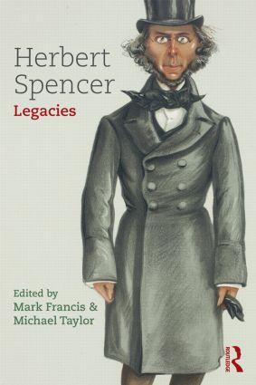 Herbert Spencer: Legacies (Hardback) book cover