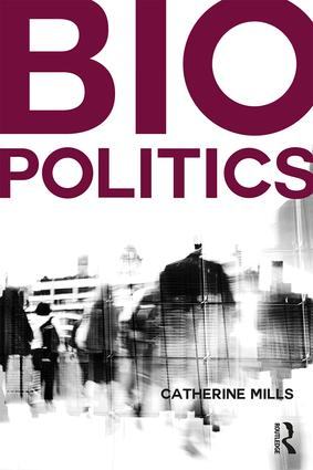 Biopolitics book cover