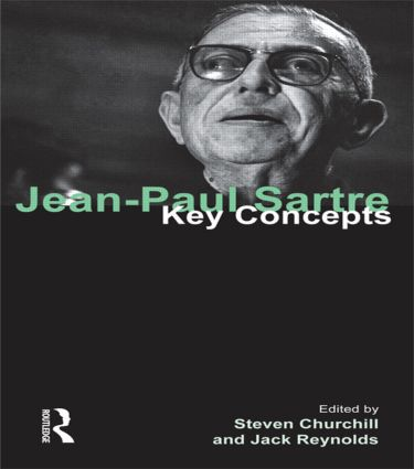 Jean-Paul Sartre: Key Concepts book cover
