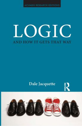 Logic and How it Gets That Way book cover