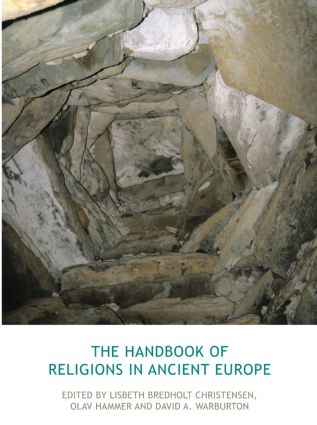The Handbook of Religions in Ancient Europe (Hardback) book cover