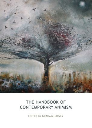 The Handbook of Contemporary Animism: 1st Edition (Hardback) book cover