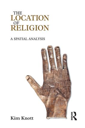 The Location of Religion: A Spatial Analysis book cover