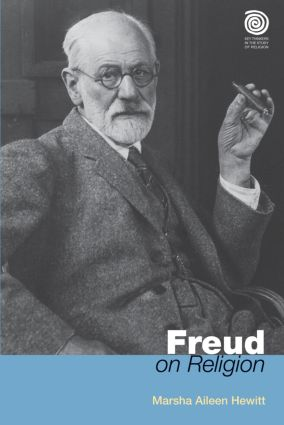 Freud on Religion: 1st Edition (Hardback) book cover