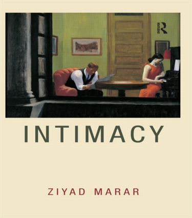 Intimacy book cover