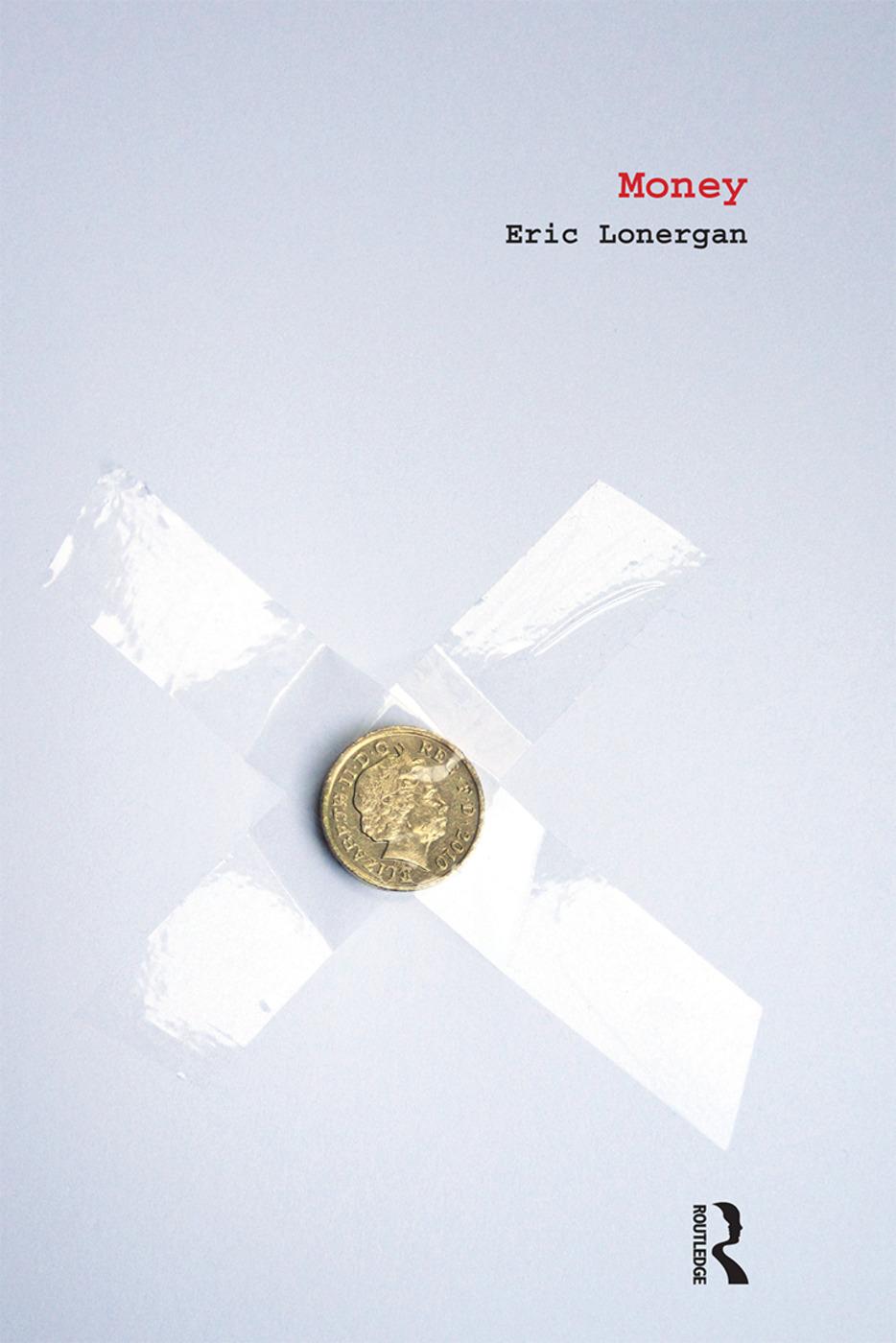 Money book cover