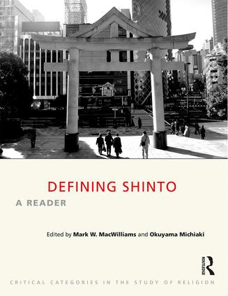 Defining Shinto: A Reader book cover