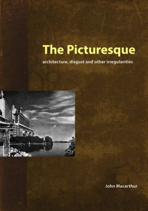 The Picturesque: Architecture, Disgust and Other Irregularities (Paperback) book cover