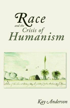 Race and the Crisis of Humanism: 1st Edition (Paperback) book cover