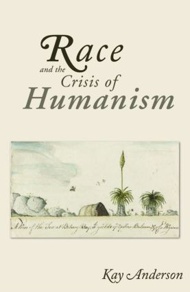 Race and the Crisis of Humanism: 1st Edition (Hardback) book cover