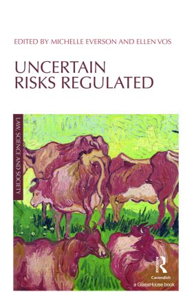 Uncertain Risks Regulated: 1st Edition (Hardback) book cover