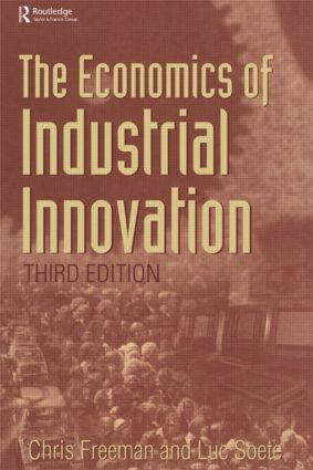 Economics of Industrial Innovation: 1st Edition (Paperback) book cover