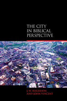 The City in Biblical Perspective book cover