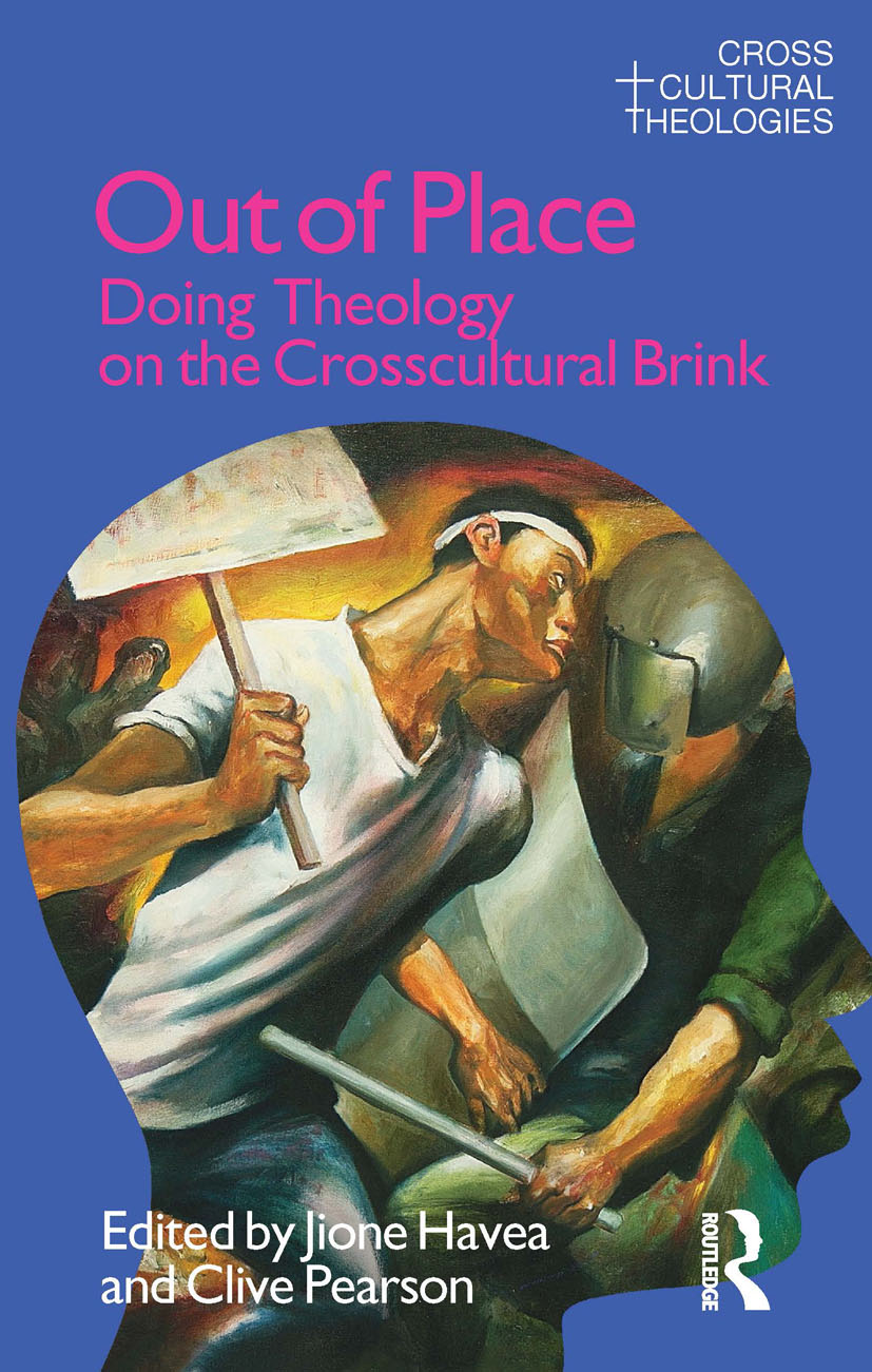 Out of Place: Doing Theology on the Crosscultural Brink, 1st Edition (Paperback) book cover