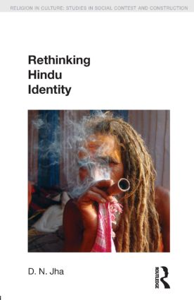 Rethinking Hindu Identity book cover