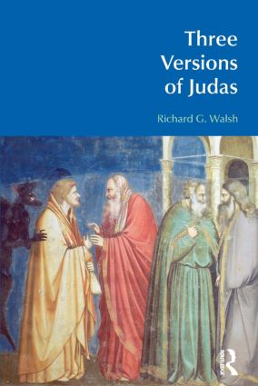 Three Versions of Judas: 1st Edition (Paperback) book cover