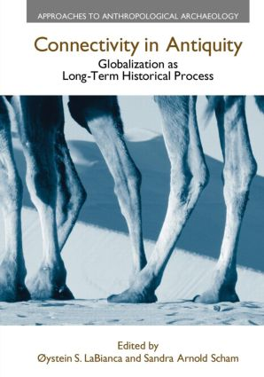 Connectivity in Antiquity: Globalization as a Long-Term Historical Process, 1st Edition (Paperback) book cover