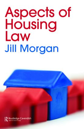 Aspects of Housing Law: 1st Edition (Paperback) book cover
