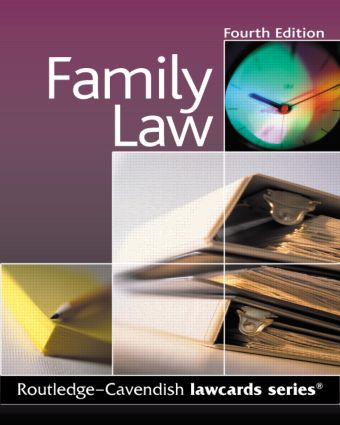 Cavendish: Family Lawcards book cover