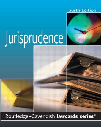 Cavendish: Jurisprudence Lawcards book cover