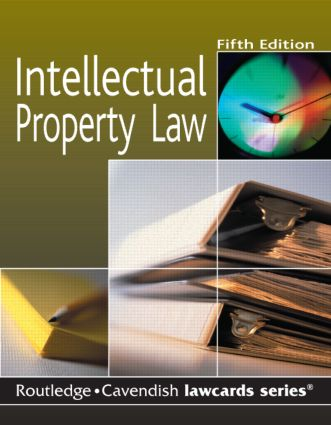 Cavendish: Intellectual Property Lawcards book cover