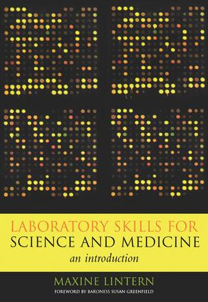 Laboratory Skills for Science and Medicine: An Introduction, 1st Edition (Paperback) book cover