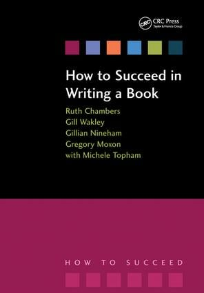 How to Succeed in Writing a Book book cover