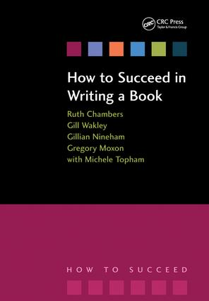 How to Succeed in Writing a Book