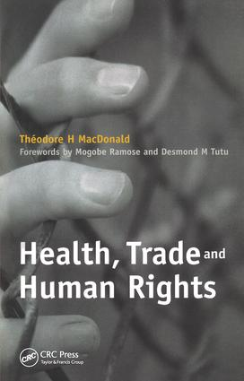 Health, Trade and Human Rights: Using Film and Other Visual Media in Graduate and Medical Education, v. 2, 1st Edition (e-Book) book cover