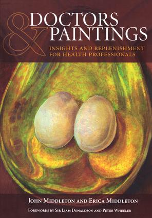 Doctors and Paintings: A Practical Guide, v. 1, 1st Edition (Paperback) book cover