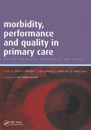 Morbidity, Performance and Quality in Primary Care: A Practical Guide, v. 2, 1st Edition (Paperback) book cover