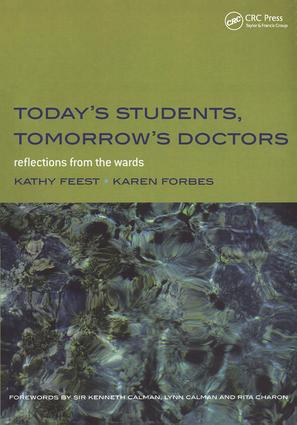 Today's Students, Tomorrow's Doctors: Bk.2, Further Detection and Management of Physical Disease book cover