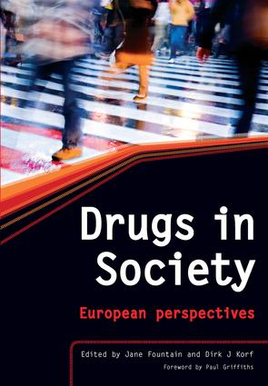 Drugs in Society: The Epidemiologically Based Needs Assessment Reviews, Vols 1 & 2, 1st Edition (e-Book) book cover