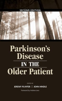 Parkinson's Disease in the Older Patient book cover